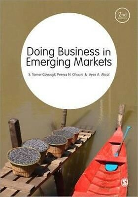Doing Business in Emerging Markets by S. Tamer Cavusgil Paperback Book (English)