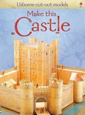 Make This Castle by Iain Ashman Paperback Book