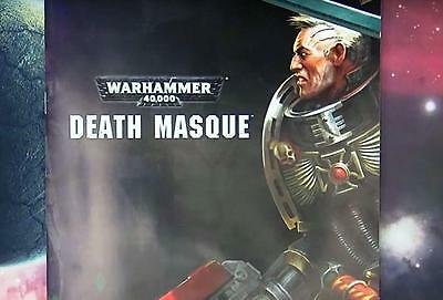 Warhammer 40k Death masque Booklet with formations