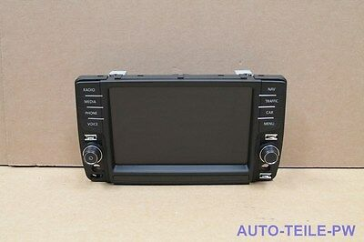 VW Anzeige Display Infotainment Discover Pro 5G0919606