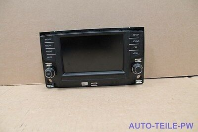 Vw Discover Media Anzeige 5Gd035605