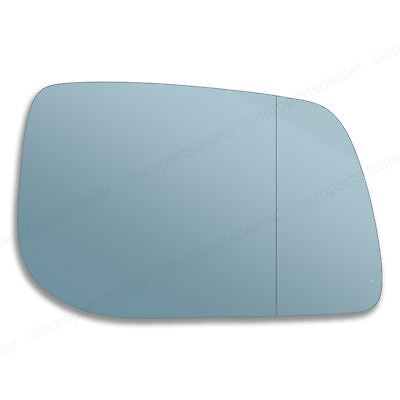 Left side Wide Angle Wing door mirror glass for Range Rover P38 1995-2002