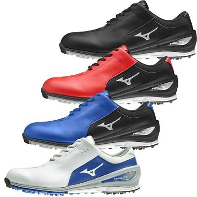 Mizuno Nexlite Sl Ultralight Spikeless Waterproof Mens Golf Shoes