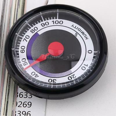 Portable Accurate Durable Analog Hygrometer Humidity Meter Indoor Outdoor AU