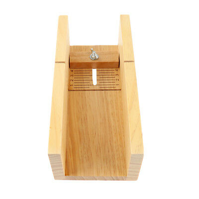 Soap Mold Loaf Cutter Adjustable Wood Beveler Planer Cutting Box DIY Tool