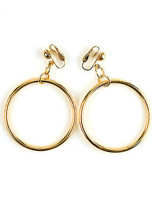 Hoop Earrings - One-Size