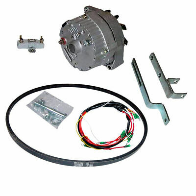Ford Generator/Alt Conversion Kit 6 to 12V 2/4000 5/6/7/8/900 Series 4Cyl 53-64