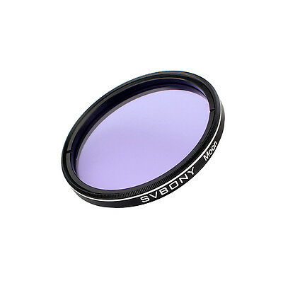 "New Standard 2"" /50.8 mm Moon Filter 2"" Filter Thread for Telescope Eyepiece US"