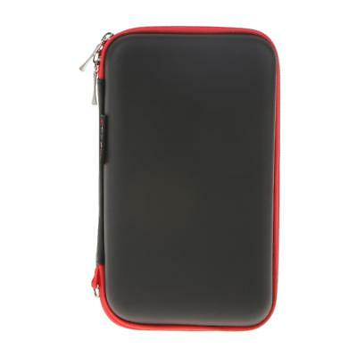 Travel Storage Organizer Pouch Bag Case for USB Cable Card HDD U Disk