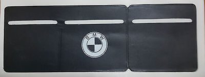 BMW Car Van Road Tax,  Insurance, NCT Disc Holder Black New Wallet Permit