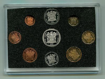South Africa 1995 Proof Coin Set