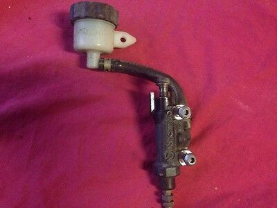 YAMAHA Rear Brake Master Cylinder  FZ1 2001-2005, Roadstar And Vstar  OEM