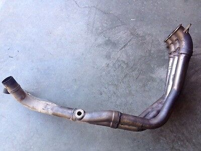 Triumph Sprint ST 1050 Header Pipes Exhaust Manifold  2005-2012 OEM
