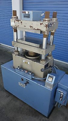 "PHI Pasadena ?50? Ton Hydraulic Compression molding press 18""w x 8.5""d platens"