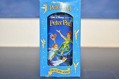 Walt Disney Peter Pan Collector Series Cup Burger King 1994