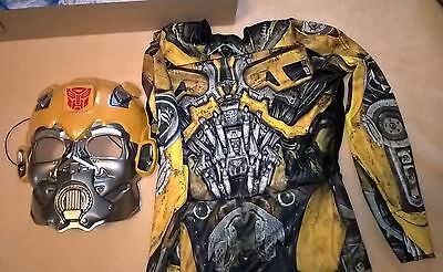 Transformers Bumblebee Costume  Medium size!  FREE SHIPPING!!!