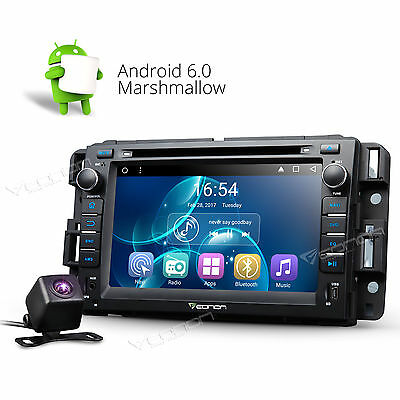 Android 6.0 Car GPS Radio for Chevrolet GMC/Avalanche WIFI Backup Camera OBD2 A
