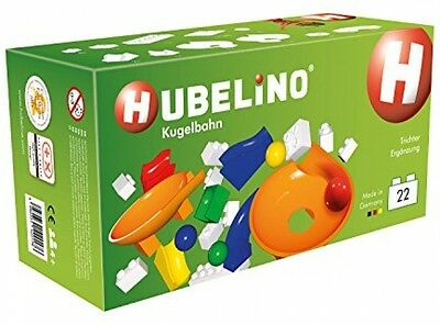 HUBELINO Marble Run - 22-Piece Twister Expansion Set - The Original! Made In -