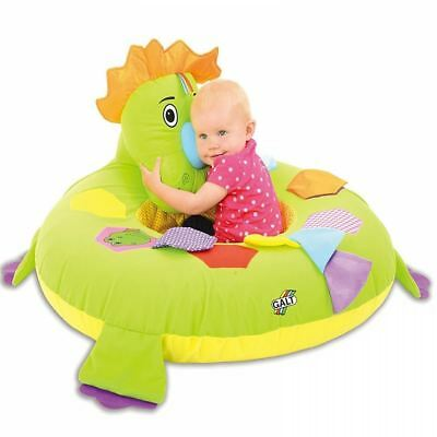 Galt Inflatable Dino Playnest Baby bed Play Toy Seat Dinosaur Chair Support Ring