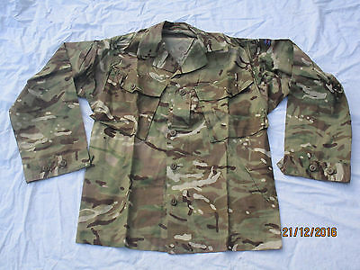 Shirt,Barrack,MTP,Multi Terrain Pattern,Gr.170/88, Multicam, new Version