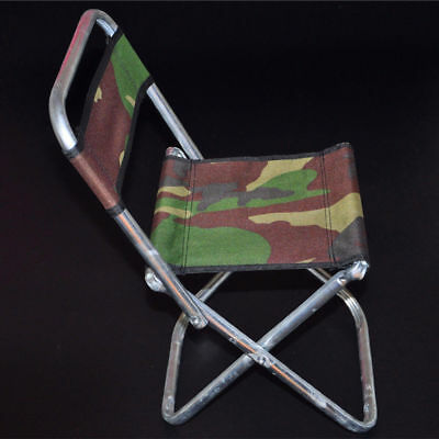 Folding Seat Chair Stool Outdoor Sports Lawn Camping Seats Fishing Travel Tool