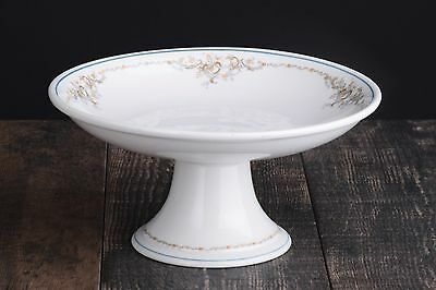 Vintage 1920s Lamberton Scammell China Carlton Hotel - Oregon Compote