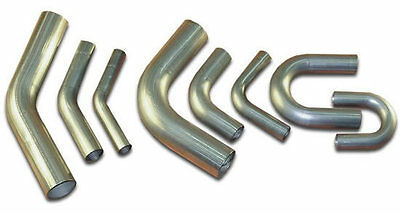 """1"""" - 3""""  Mandrel Bend Elbows Stainless Steel 90 45 180 Degree Angles All Sizes"""