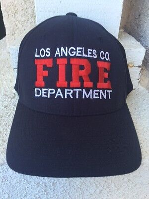 Los Angeles County Fire Department Official Work Hat