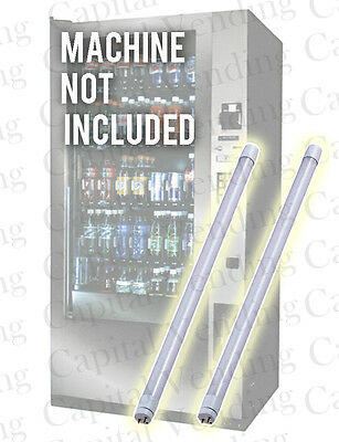 2x LED Lighting Tubes for Royal Vendors Vision Vendor
