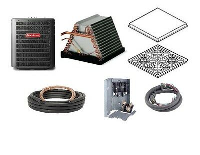 Central Air Conditioning Package Goodman 3 Ton 13 SEER - Great Pricing!