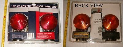 Complete Magnetic Trailer Light Kit, Quick Easy Install, $8.90
