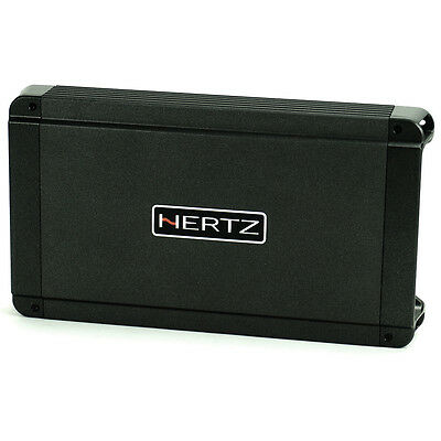 Hertz HCP 5D 5 Channel D-Class Subwoofer / Speakers Car Stereo Amplifier NEW