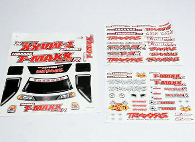 Traxxas 4920 Decal Sheet T-Maxx 2.5R