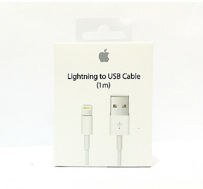 Lightning to USB datos Cable iPhone 7 7 plus 6S 6 5 SE Cable USB - Original USB