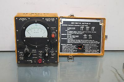Military Multimeter ME-418/PSM-37