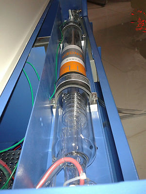 40W Laser Tube For CO2 Laser Engraving Cutting Machine Engraver 700mm x50mm BEST