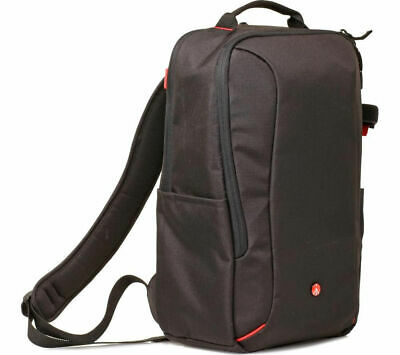MANFROTTO MB BP-E Essential DSLR Camera Backpack - Black - Currys