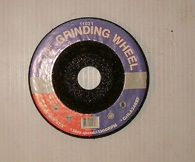 "25  New 4.5"" Grinding Wheels Wholesale, Blade Sharpening, Etc., Free Shipping !!"