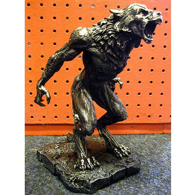 WEREWOLF STATUE FIGURE Roar of the Lycan GOTHIC HORROR Occult PAGAN Wolf WICCAN