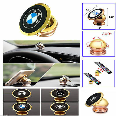 Powerful Magnetic 360 Degree Phone Dashboard Holder For Various Car Makes Mount