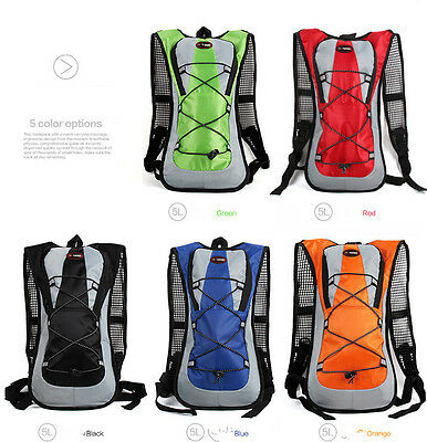 Sports Backpack Bicycle Waterproof  Bag Climbing Hiking Cycling Outdoor Travel