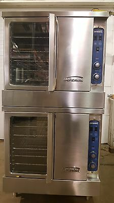 Imperial Range ICVE-2 Double Stack Electric Convection Oven