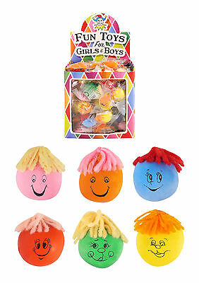 Pack Of 12 Moody Squeeze Faces (T35 304)