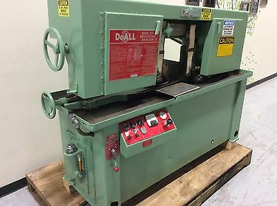 Do-All C-9V Horizontal Band Saw