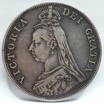 1887 Double Florin - Collector Coin (coin#107)