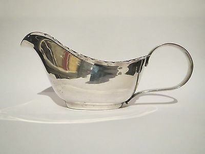 David Mappin Silver Plated Cream / Sauce Jug 1960's