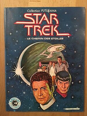 STAR TREK - Sagédition - 1980 - NEUF