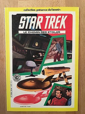 STAR TREK - Sagédition - 1983 - NEUF