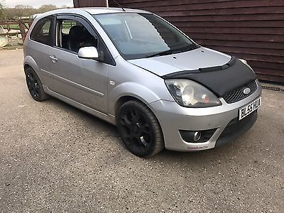Breaking  Ford Fiesta ST150 2005 FL - Most Parts Available