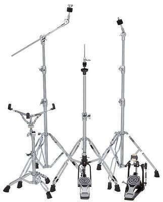 ddrum RX Series 5 Peice Hardware Pack, Double Braced, RXHP